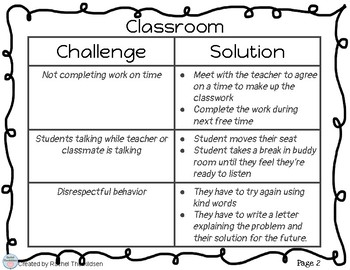 Classroom Management FREEBIE!