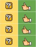 Classroom Management Flip Cards (Gamer Theme)