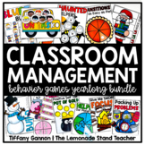 Classroom Management Games Bundle for the Entire Year