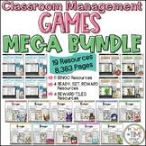 Classroom Management Games | MEGA BUNDLE | Plan