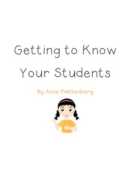 Classroom Management: Getting to Know Your Students