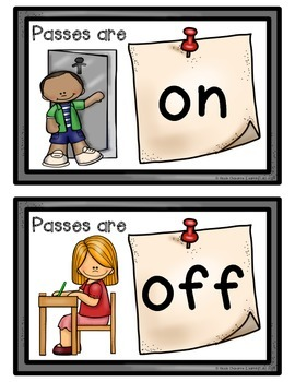 Classroom Management - Hall Pass Control System