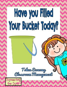 Classroom Management - Have you Filled Your Bucket Today?