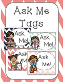 Classroom Management Helper Tags