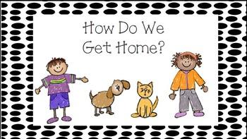 Classroom Management - How Do You Go Home?