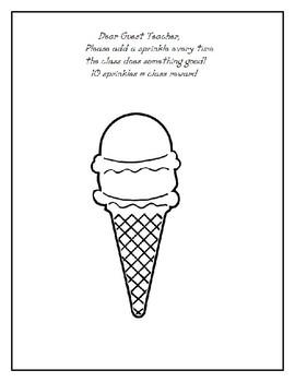 Classroom Management Ice Cream