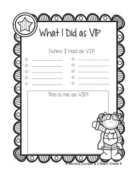 I'm the VIP Classroom Management Technique