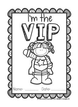 I'm the VIP Classroom Management Technique