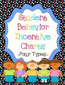Classroom Management: Incentive Charts 5 Ways