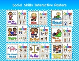 Social Skills:  Interactive Problem Solving Choice Posters