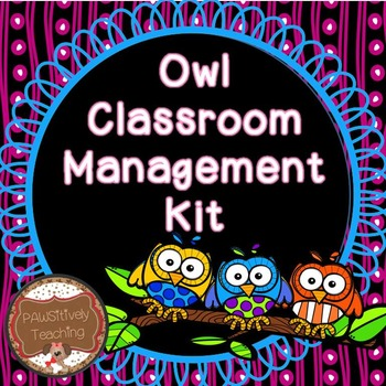 Teacher coupons from principal teaching resources teachers pay classroom management kit owl theme classroom moneyreward coupons fandeluxe
