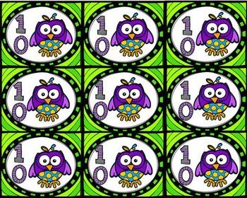 Classroom Management Kit (Owl Theme): Classroom Money,Reward Coupons