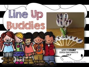Classroom Management: Line Up Buddies