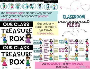 Classroom Management Made Easy (Growing Bundle)