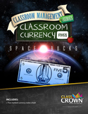 Classroom Management - Money, Economy, Cash, Currency - Classroom Currency FIVES