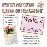 Classroom Management: Mystery Motivator