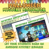 Classroom Management | Mystery Motivator for Halloween