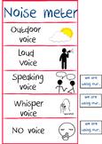 Classroom Management Noise Meter