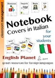 Notebook Covers in Italian