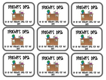 Classroom Management Pack (Reward Cards AND Brain Break Cards!)
