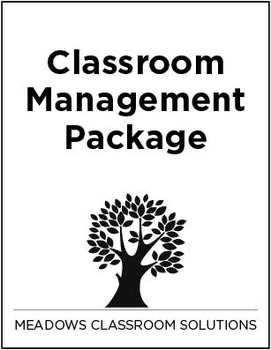 Classroom Management Package