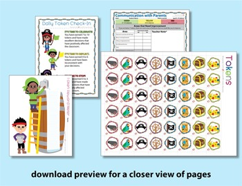 Classroom Management Plan - Pirate Style
