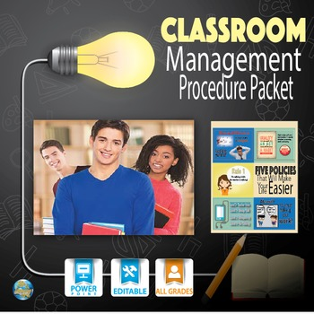 Classroom Management Policies and Procedures