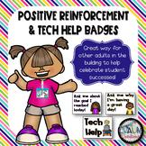 Classroom Management Positive Reinforcement Badges