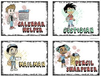 Classroom Management Poster Bundle!