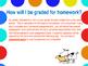 Classroom Management PowerPoint- First Days of School