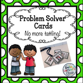 Classroom Management - Problem Solver Cards