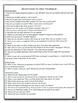 Classroom Management, Procedures, and Discipline Packet