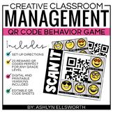 Classroom Management QR Code Reward