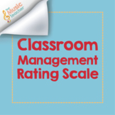 Classroom Management Rating Scale