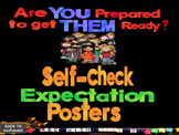 Classroom Management- Reinforce Expectations with Self-Che