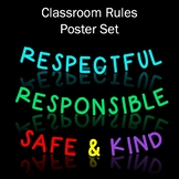 Classroom Management: Rule Posters and Powerpoint