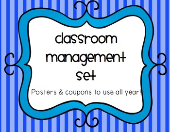 Classroom Management Set