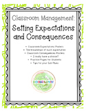 Classroom Management: Setting Expectations and Consequences