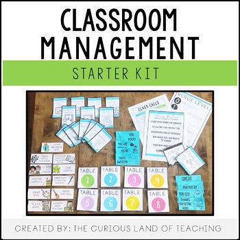 Classroom Management Starter Kit