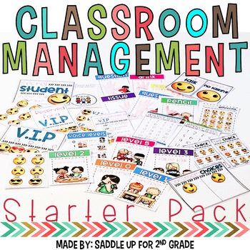 Classroom Management Starter Pack