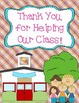 Classroom Management: Starter Packet for Parent Volunteers from Home
