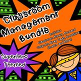 Classroom Management (SuperHero Theme) Classroom Money,Reward Coupons