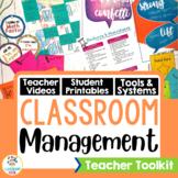 Classroom Management Survival Kit (& Teacher Toolbox)