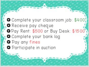 Classroom Management System: Class Auction