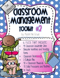 Classroom Management System #2- The Ultimate Management Toolkit