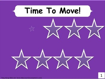 Daily Centers Classroom Management Timer 12 Minutes