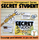 Secret Student - Classroom Management Tips
