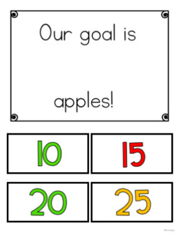 Classroom Management Tool: Fill Up the Apple Tree