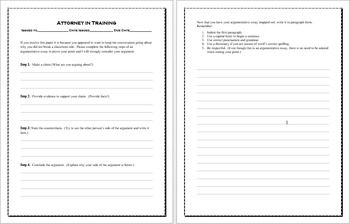 Classroom Management Tool to Cut Down on Arguments in the Classroom