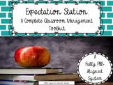 Classroom Management Toolkit - PBIS-Aligned (Classic Colors Theme)